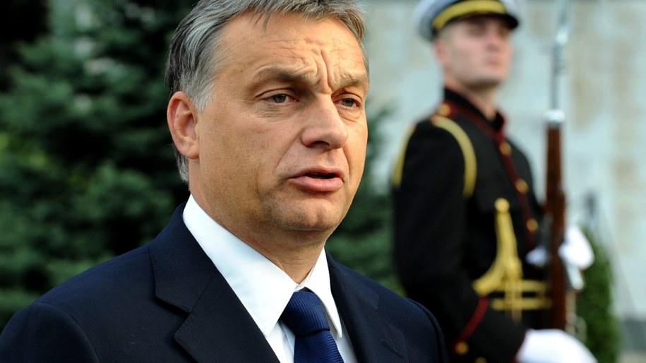 Victor Orban /VANO SHLAMOV /PAP/EPA