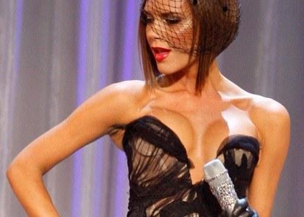 Victoria Beckham będzie reklamowała bieliznę /Getty Images/Flash Press Media