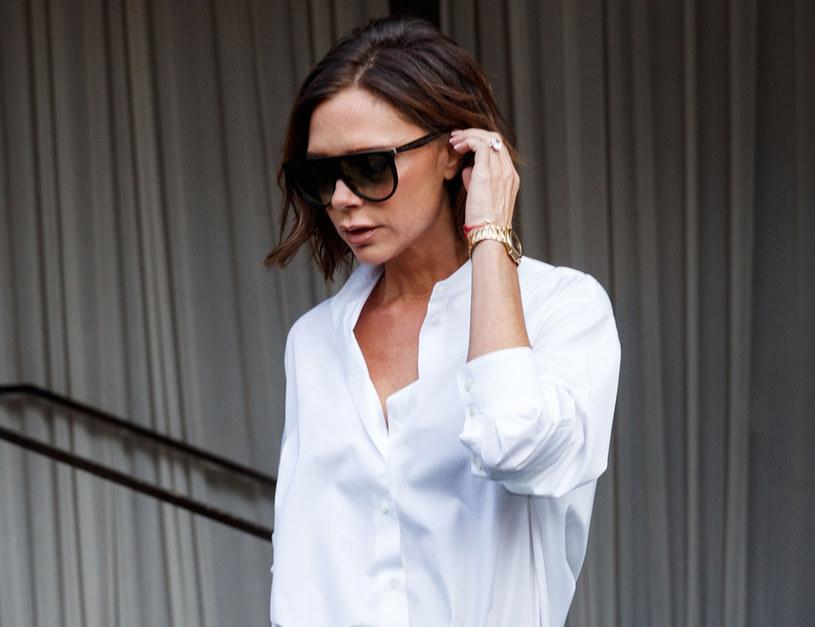 Victoria Beckham w Nowym Jorku /East News