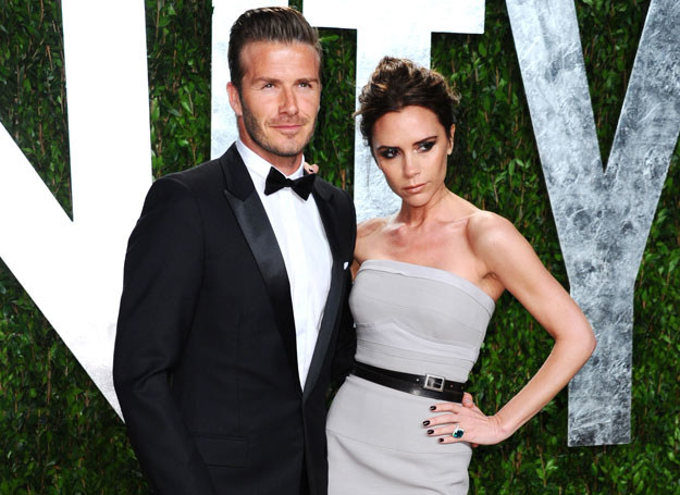 Victoria i David Beckham /Getty Images/Flash Press Media