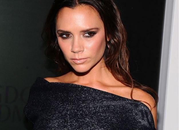 Victoria przebiła się wreszcie do świata wielkiej mody /Getty Images/Flash Press Media
