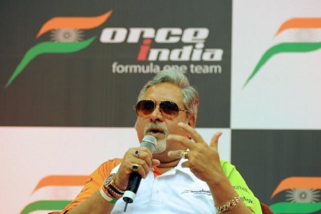 Vijay Mallya /AFP