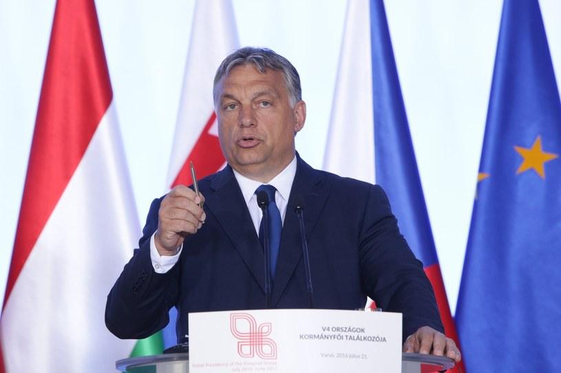Viktor Orban /STANISLAW KOWALCZUK /East News