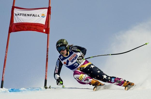 Viktoria Rebensburg /AFP
