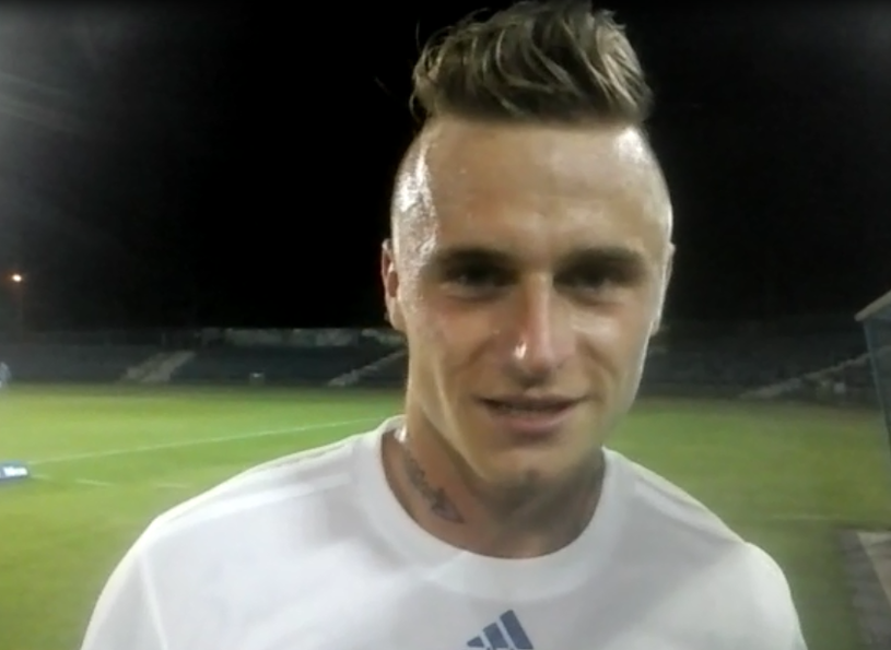 Vilim Posinković. /Michał Zichlarz /INTERIA.PL