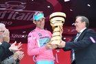 Vincenzo Nibali wygrał wyścig Giro d'Italia. Rafał Majka piąty
