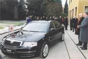 VIP rządzi również na drodze? /INTERIA.PL