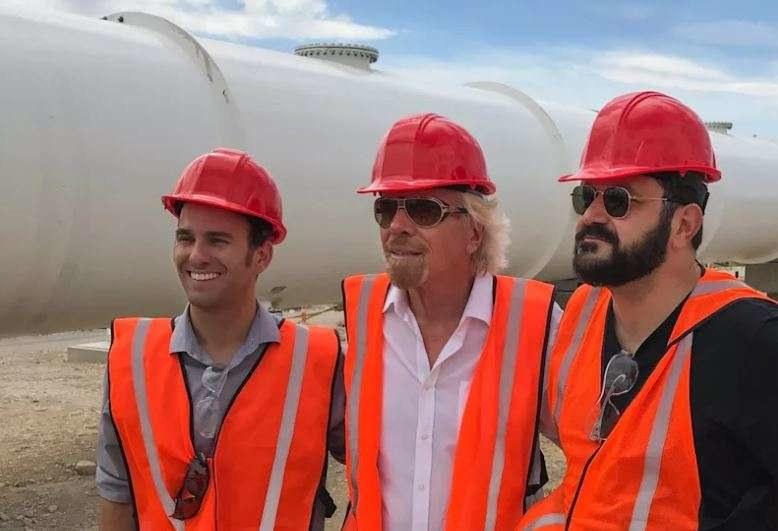 Virgin Hyperloop One coraz bliżej /materiały prasowe