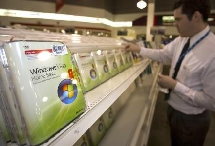 Vista nie radzi sobie na rynku. Trzeba jej wsparcia /AFP