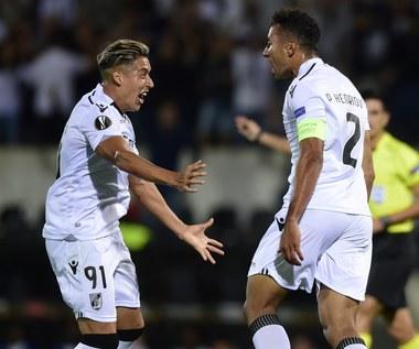 Vitoria Guimaraes bez żadnego Europejczyka w składzie na mecz LE