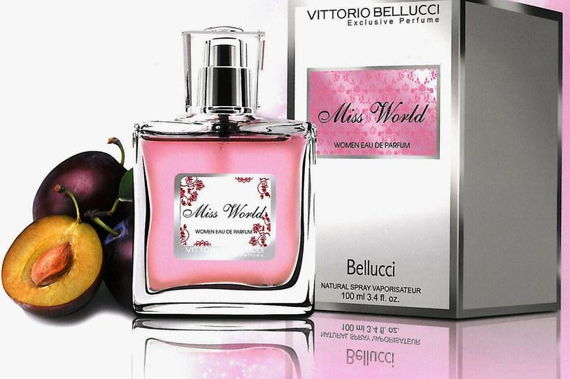 Vittorio Bellucci Miss World /materiały prasowe