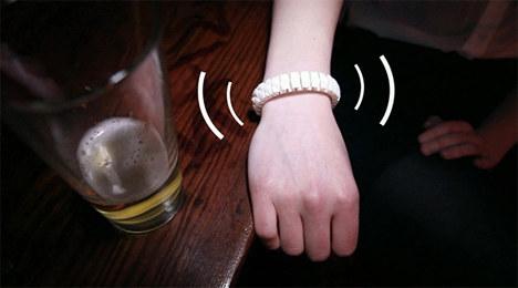 Vive - opaska, która ochroni przed alkoholem /materiały prasowe