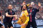 Vive Tauron Kielce - Paris Saint-Germain 28-26 w półfinale Ligi Mistrzów