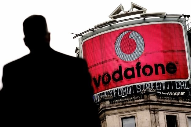 Vodafone ma chrapkę na Verizon? /AFP