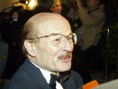 Volker Schloendorff - reżyser filmu /AFP