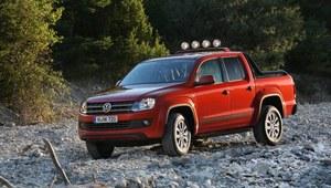 Volkswagen Amarok w wersji Canyon