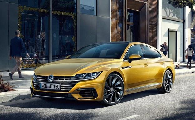 Volkswagen Arteon /Volkswagen