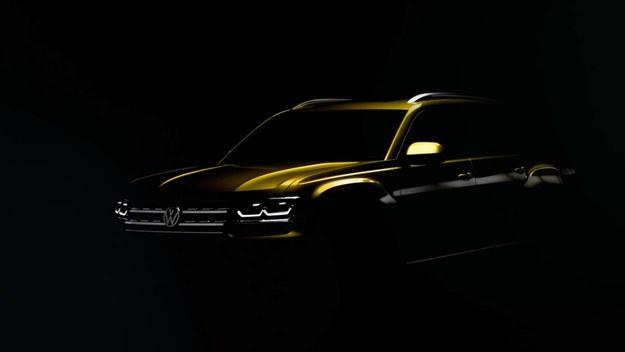 Volkswagen Atlas - taki będzie nowy SUV marki?