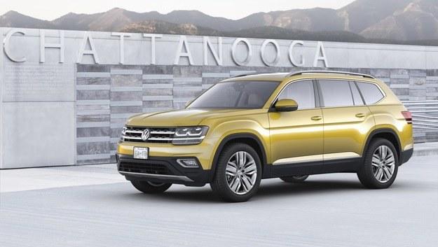 Volkswagen Atlas /Volkswagen