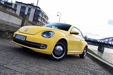 Volkswagen Beetle 1.4 TSI – stylowy chrabąszcz