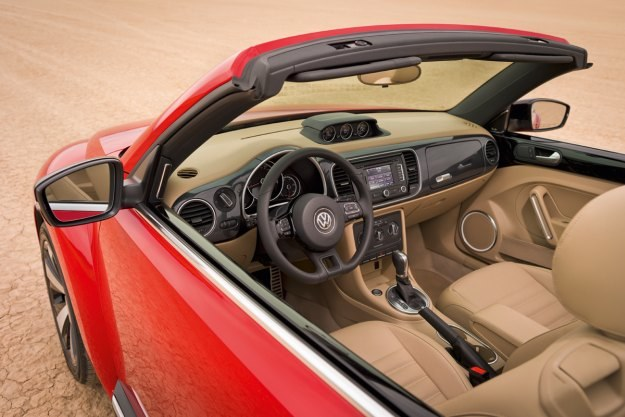 Volkswagen beetle cabrio /
