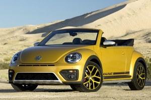 Volkswagen Beetle Dune. Prawie terenowy