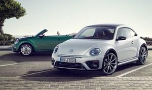 Volkswagen Beetle po drobnych zmianach