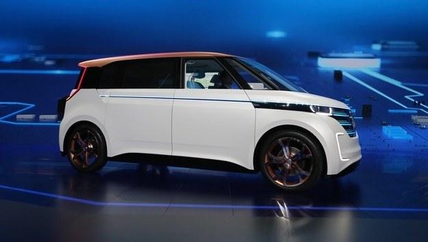 Volkswagen BUDD-e /AFP
