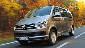 Volkswagen Caravelle - pomiędzy minivanem, a dostawczakiem