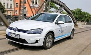 Volkswagen e-Golf z większą baterią