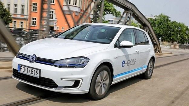 Volkswagen e-Golf /Volkswagen