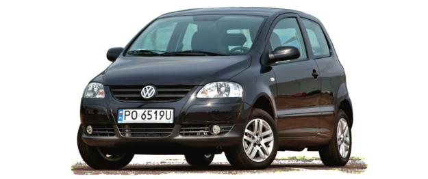 Volkswagen Fox /Motor