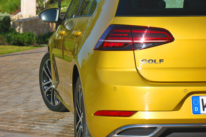 Volkswagen Golf 2017 /INTERIA.PL