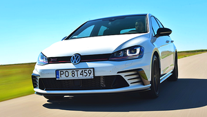 Volkswagen Golf GTI Clubsport - test