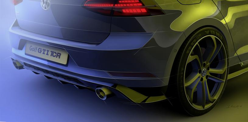 Volkswagen Golf GTI TCR /