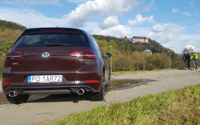 Volkswagen Golf GTI /INTERIA.PL
