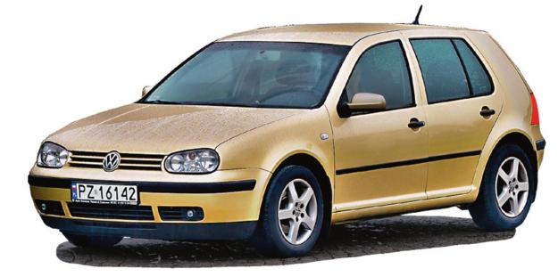 VOLKSWAGEN GOLF IV (1997-2006), polecane wersje: 1.9 TDI ,1.6 8V, 1.8 T. Diesle są wyeksploatowane, ale tanie w naprawach. Wersje benzynowe 1.6 8V oraz 1.8 T idealnie nadają się do LPG. /Motor