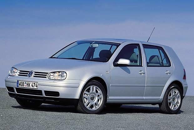 Volkswagen Golf (kliknij) /INTERIA.PL