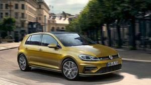 Volkswagen Golf po face liftingu wyceniony w Polsce