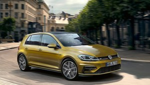 Volkswagen Golf po modernizacji wyceniony