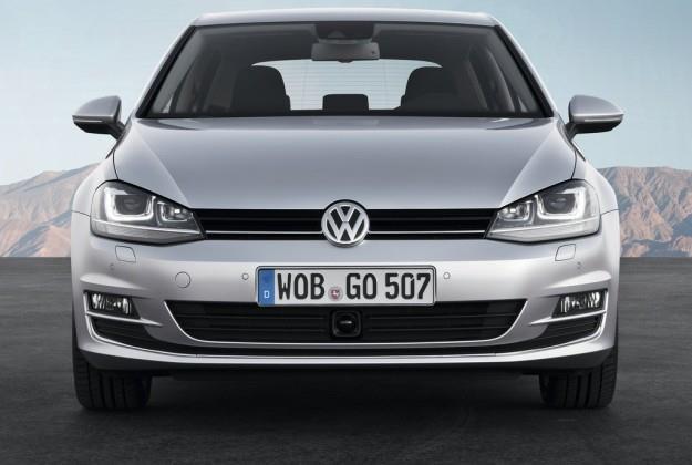Volkswagen Golf przecieka? /