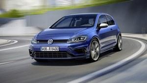 Volkswagen Golf R po face liftingu - jeszcze mocniejszy