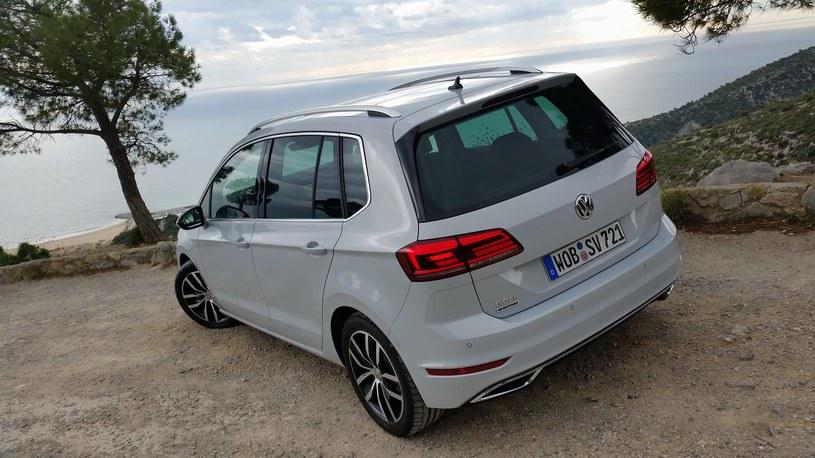 Volkswagen Golf Sportsvan /INTERIA.PL