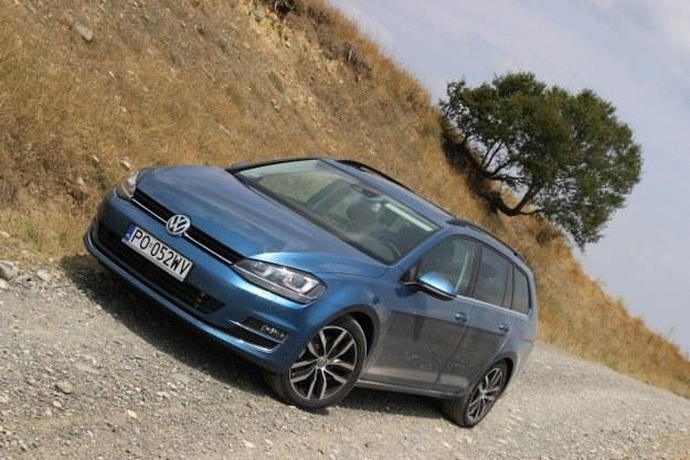 Volkswagen Golf Variant /INTERIA.PL