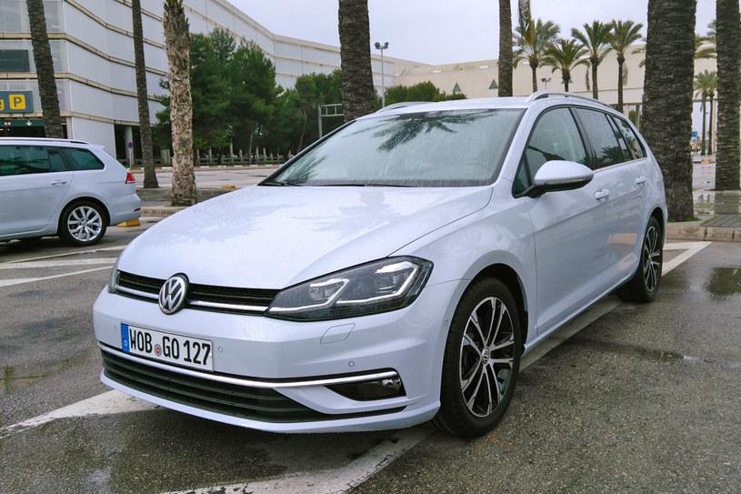 Volkswagen Golf /INTERIA.PL