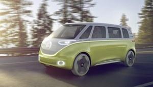 Volkswagen I.D. BUZZ - elektryczny minivan rozpocznie rewolucję?