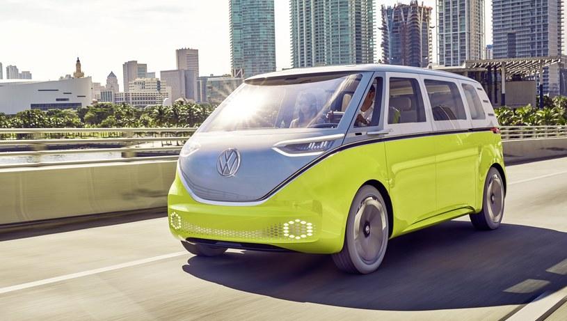 Volkswagen I.D. Buzz /