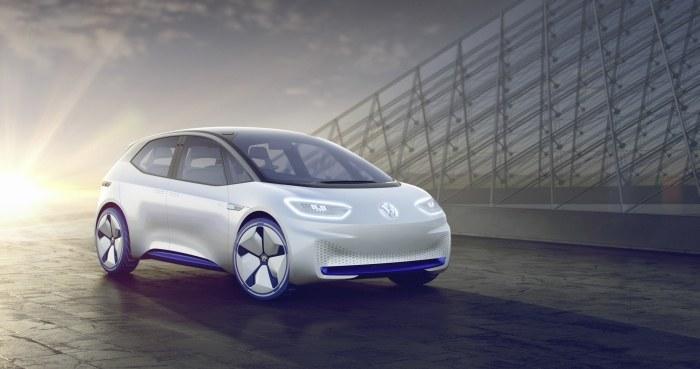Volkswagen I.D /INTERIA.PL/informacje prasowe