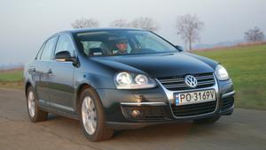 Volkswagen Jetta V - tańsza alternatywa dla Passata