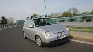 Volkswagen Lupo 3L - oryginalny, ale kłopotliwy